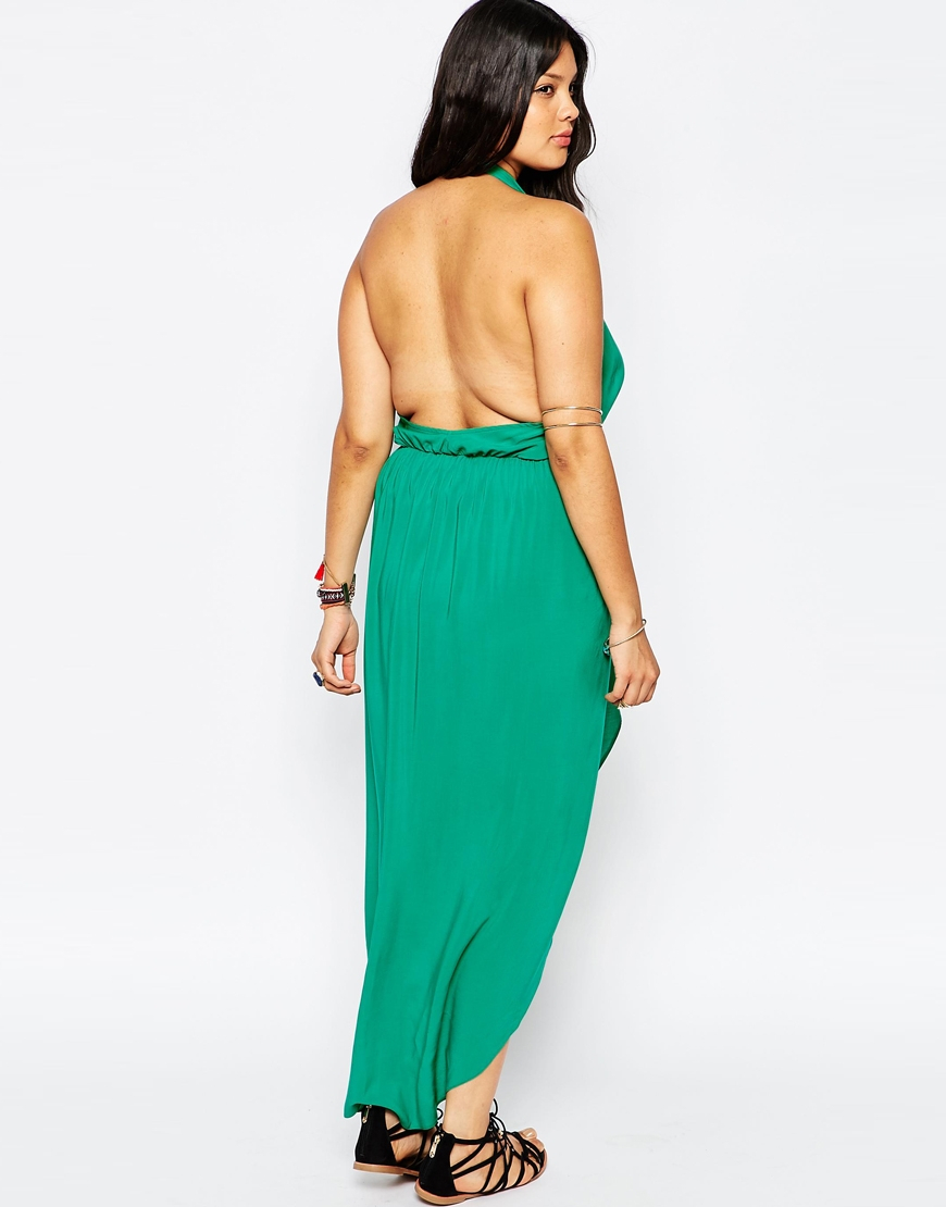 Images of Teal Beach Dress - Watch Out, There's a Clothes About