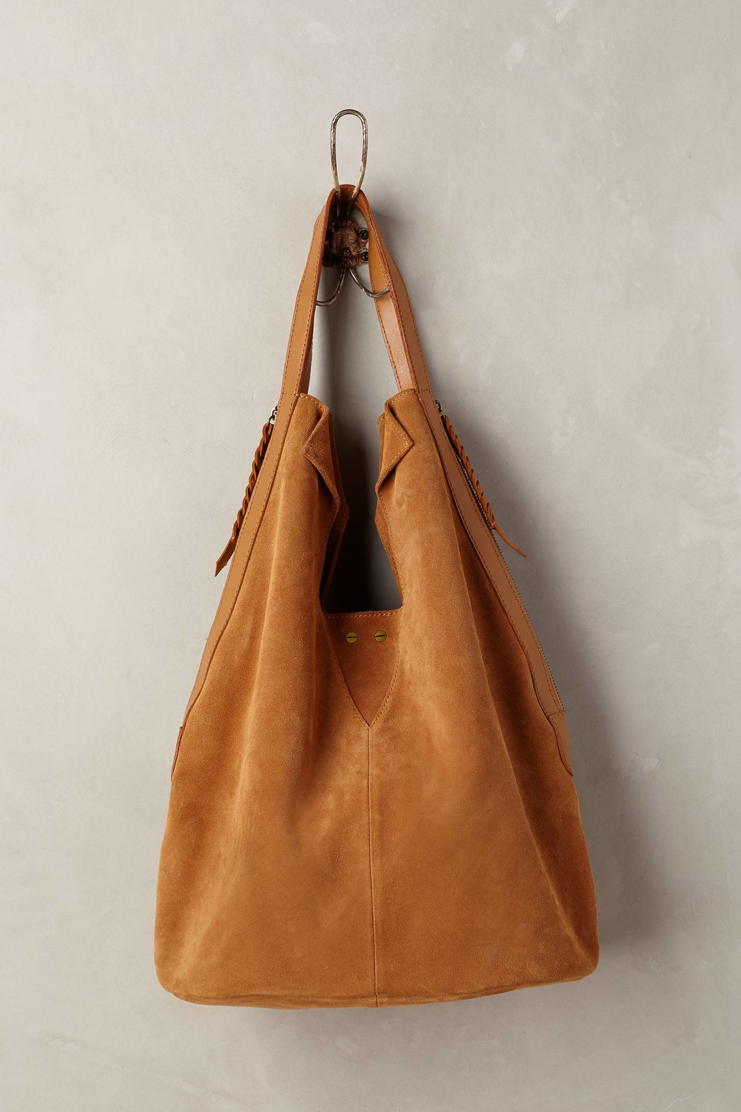 Holding horses Charlottenburg Hobo Bag in Brown | Lyst