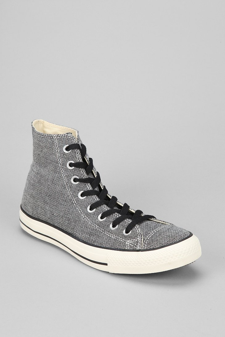 Lyst - Converse Chuck Taylor All Star Woven High-Top Men S Sneaker ... 329455cd1