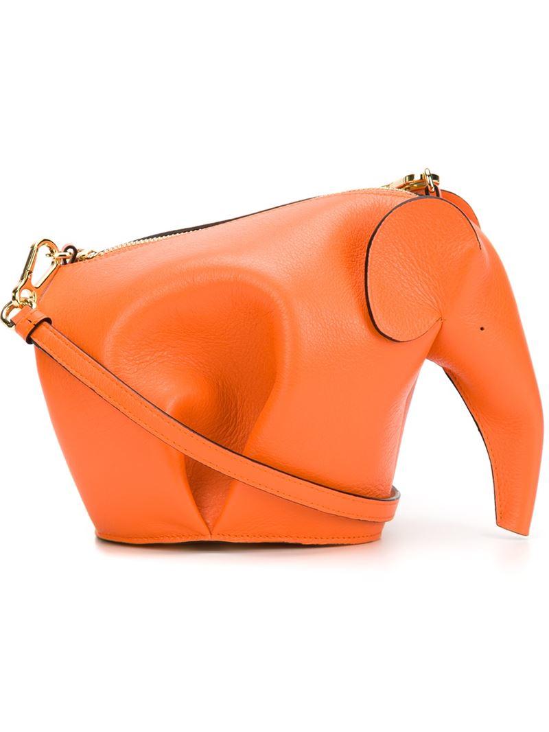 Womens Elephant Crossbody Bag Loewe 9dnsJ6Od