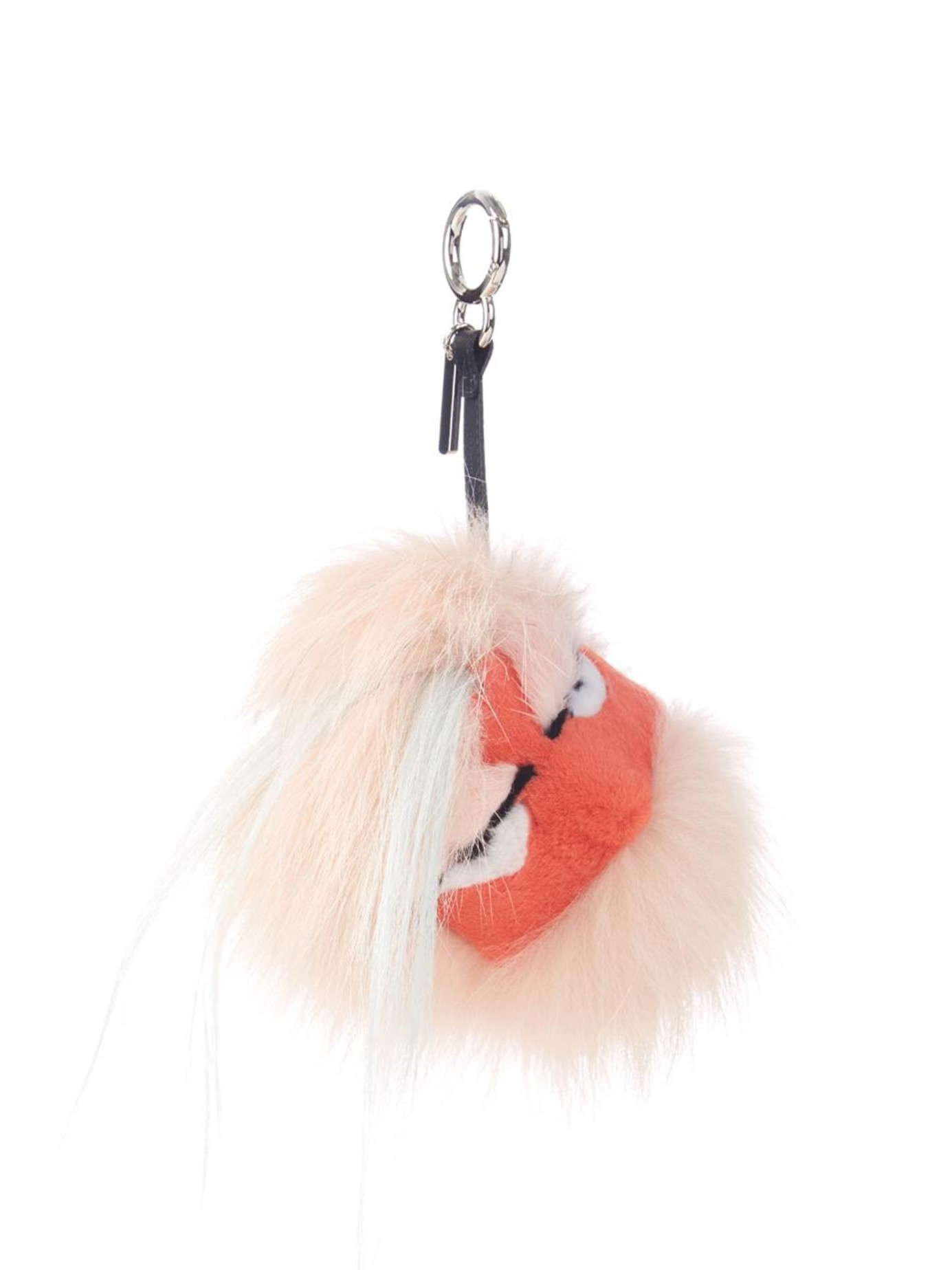 e553937f73 get pink fur charm bag bugs charm fendi 4ef88 48f14; best price gallery.  previously sold at matchesfashion womens fendi bag bugs dc8a6 32d55