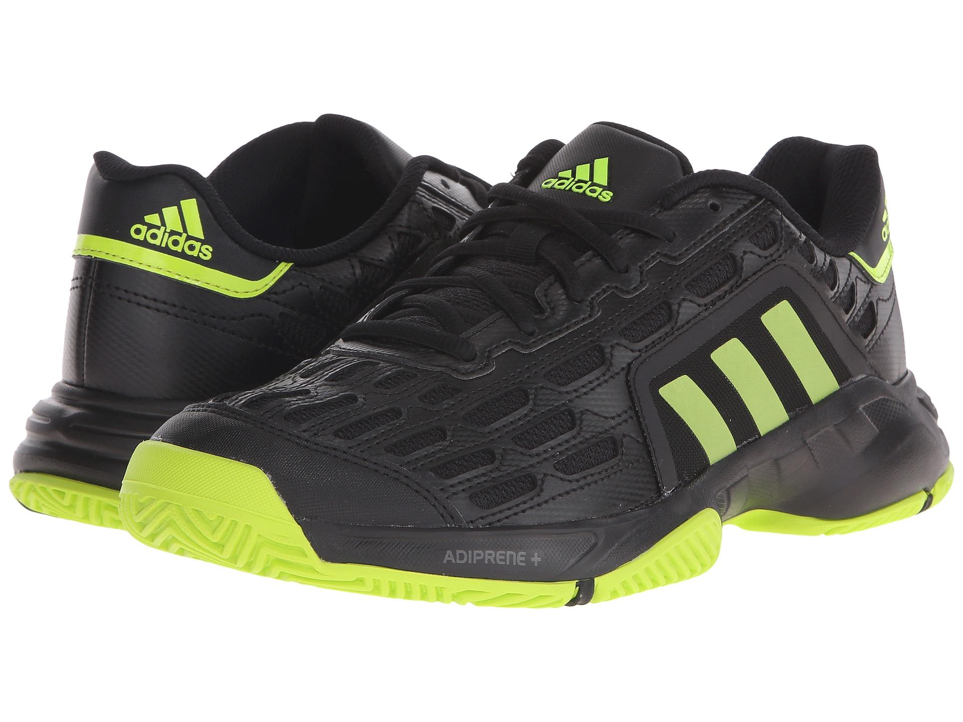 lyst adidas originals barrikade court 2 in schwarz für männer
