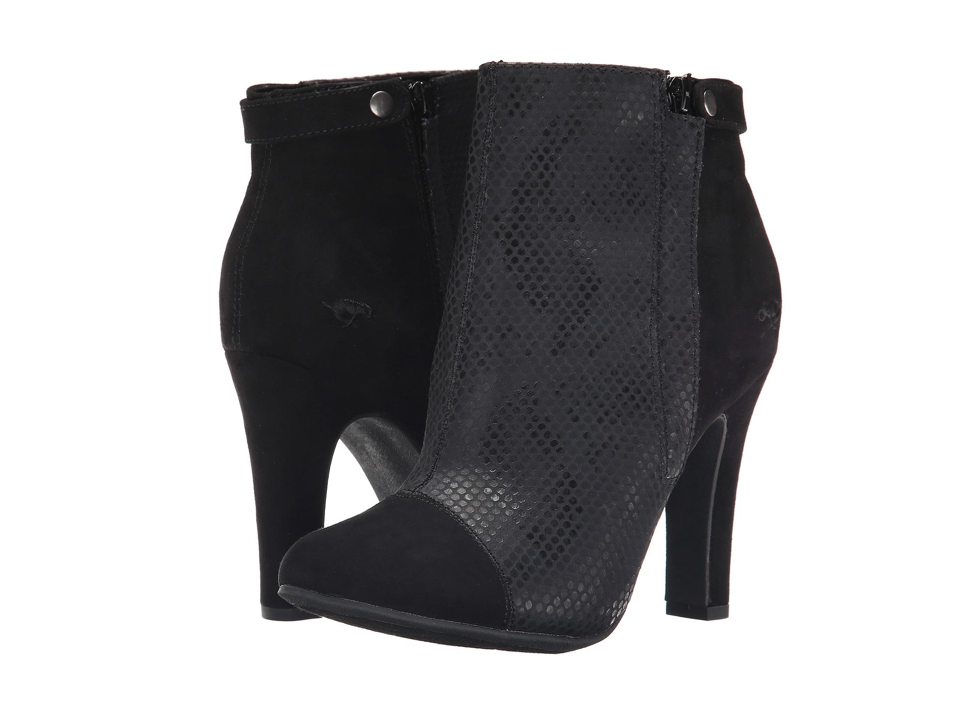 Womens Boots Rocket Dog Jolita Black Rattle