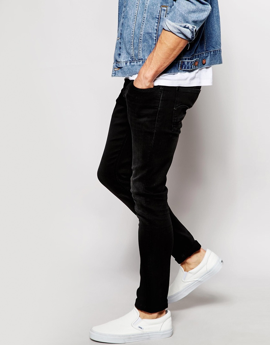 G star raw defend super slim mens jeans