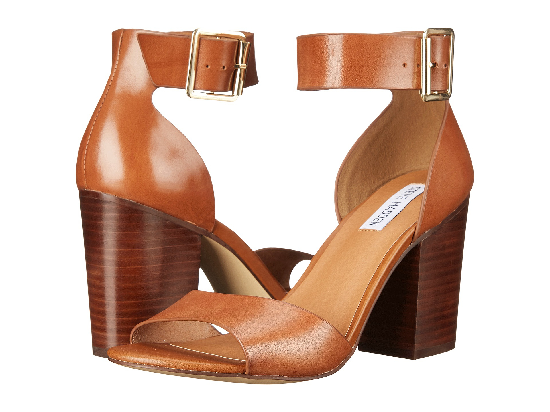 b61774a3dae Lyst - Steve Madden Estoria in Brown