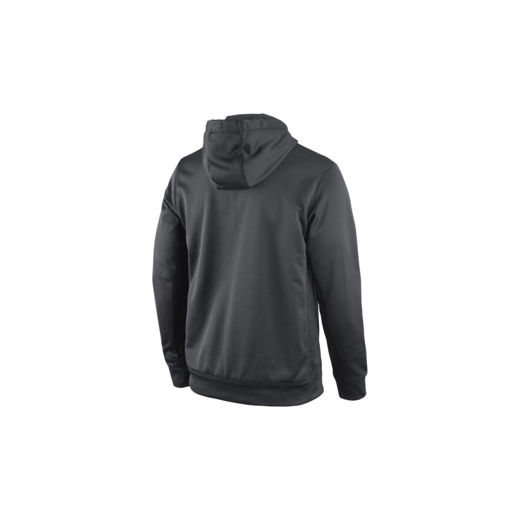 5410aff3e0e9 Lyst - Nike Mens New England Patriots Platinum Ko Hoodie in Gray for Men