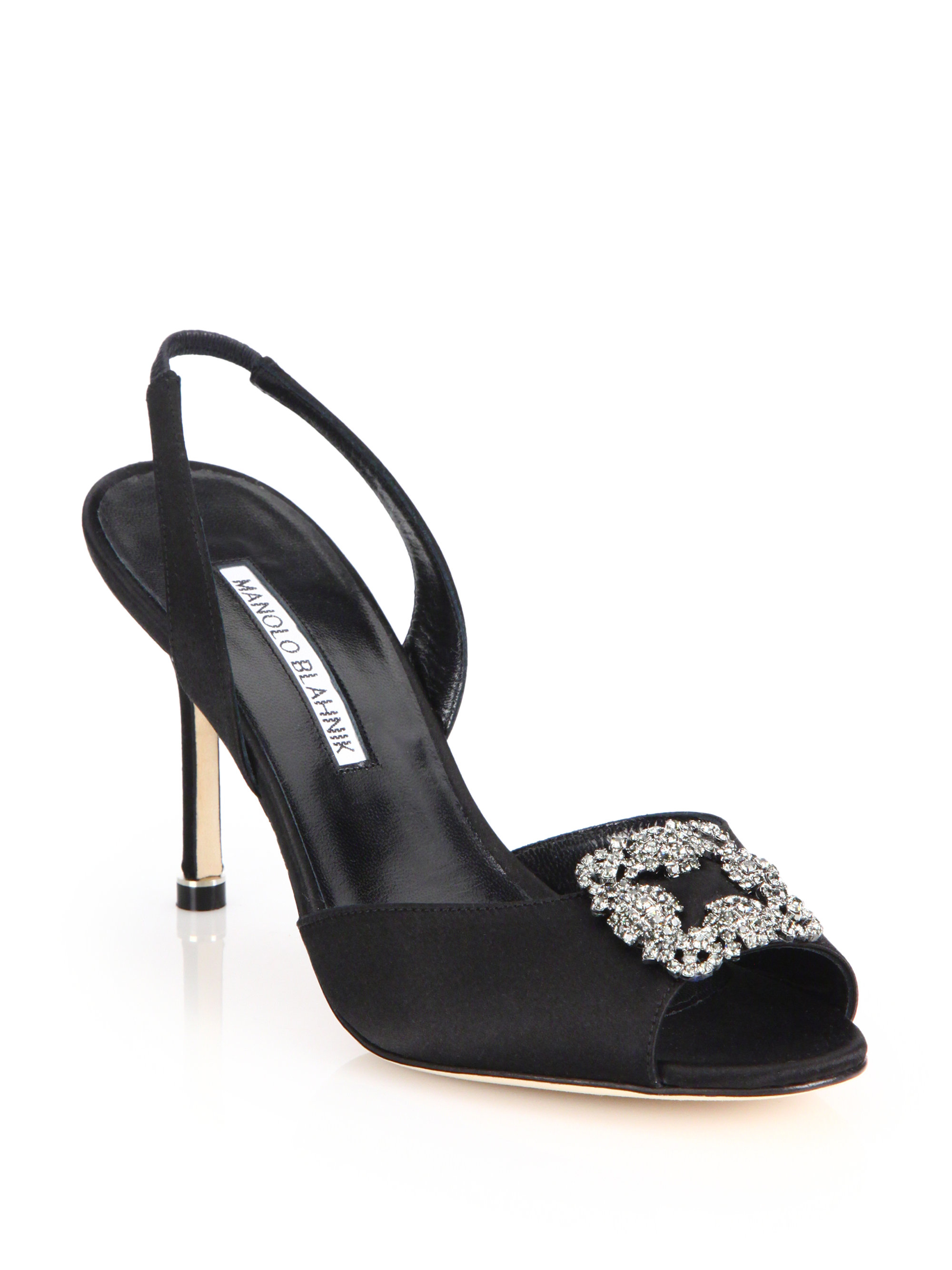 sneakernews cheap price Manolo Blahnik Jewel-Embellished Woven Sandals fast delivery cheap price OWcFCYgkeh