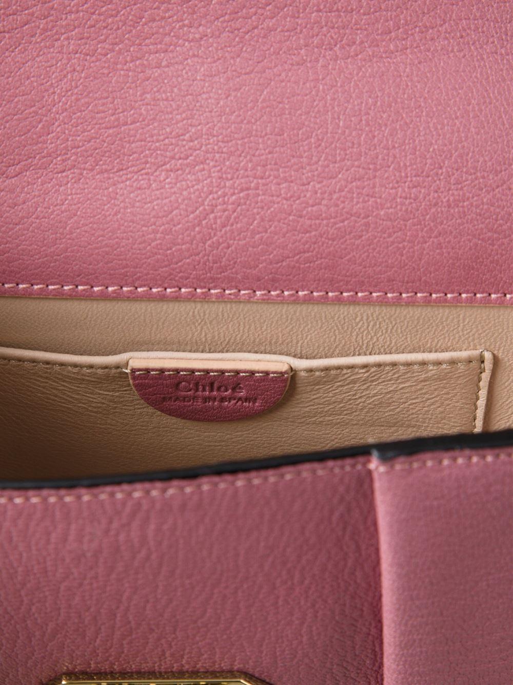 chloe imitation - chloe embellished elsie clutch, wholesale chloe bags