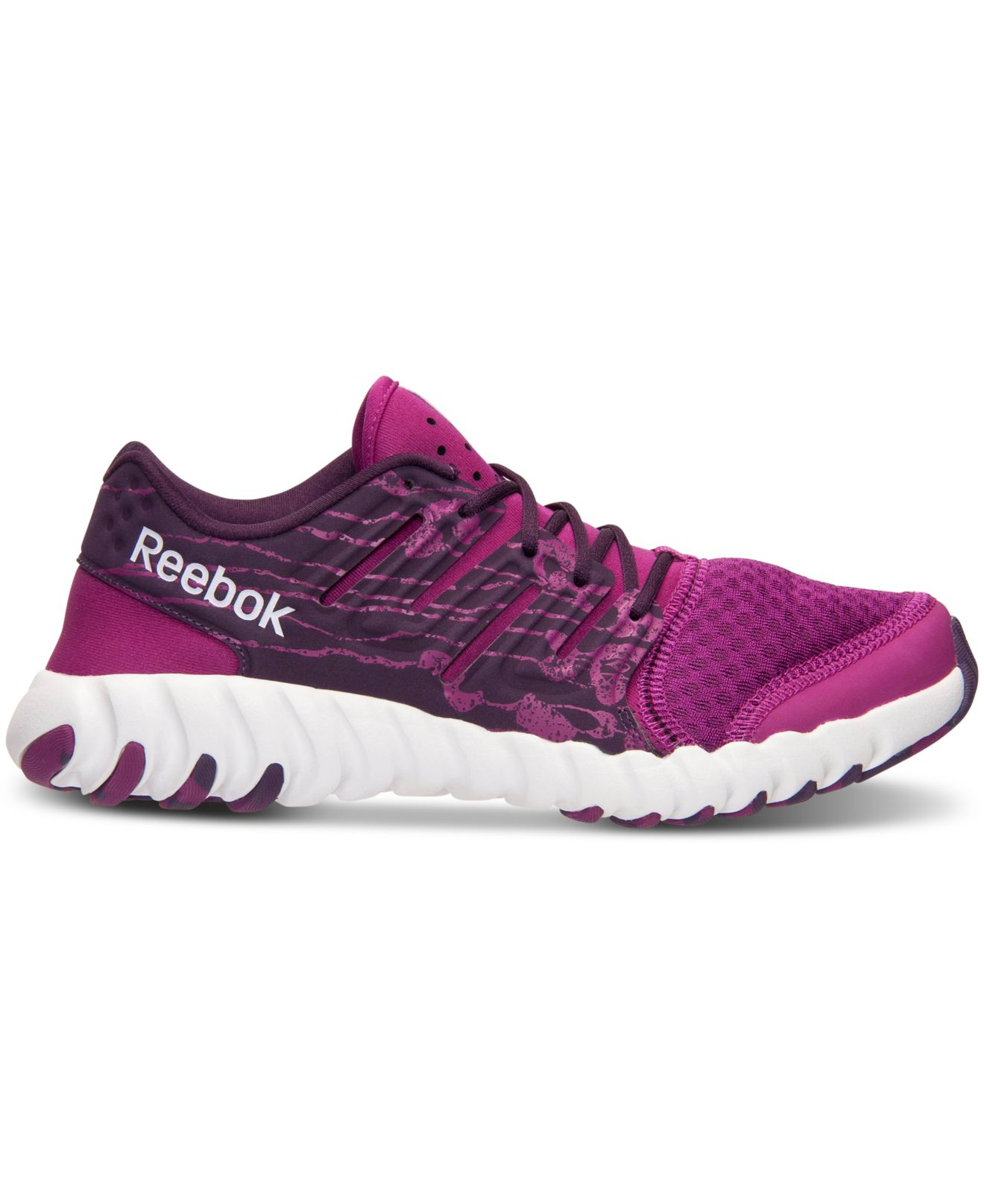 Lyst - Reebok Women s Twistform Running Sneakers From Finish Line in ... 41b966ff7f2