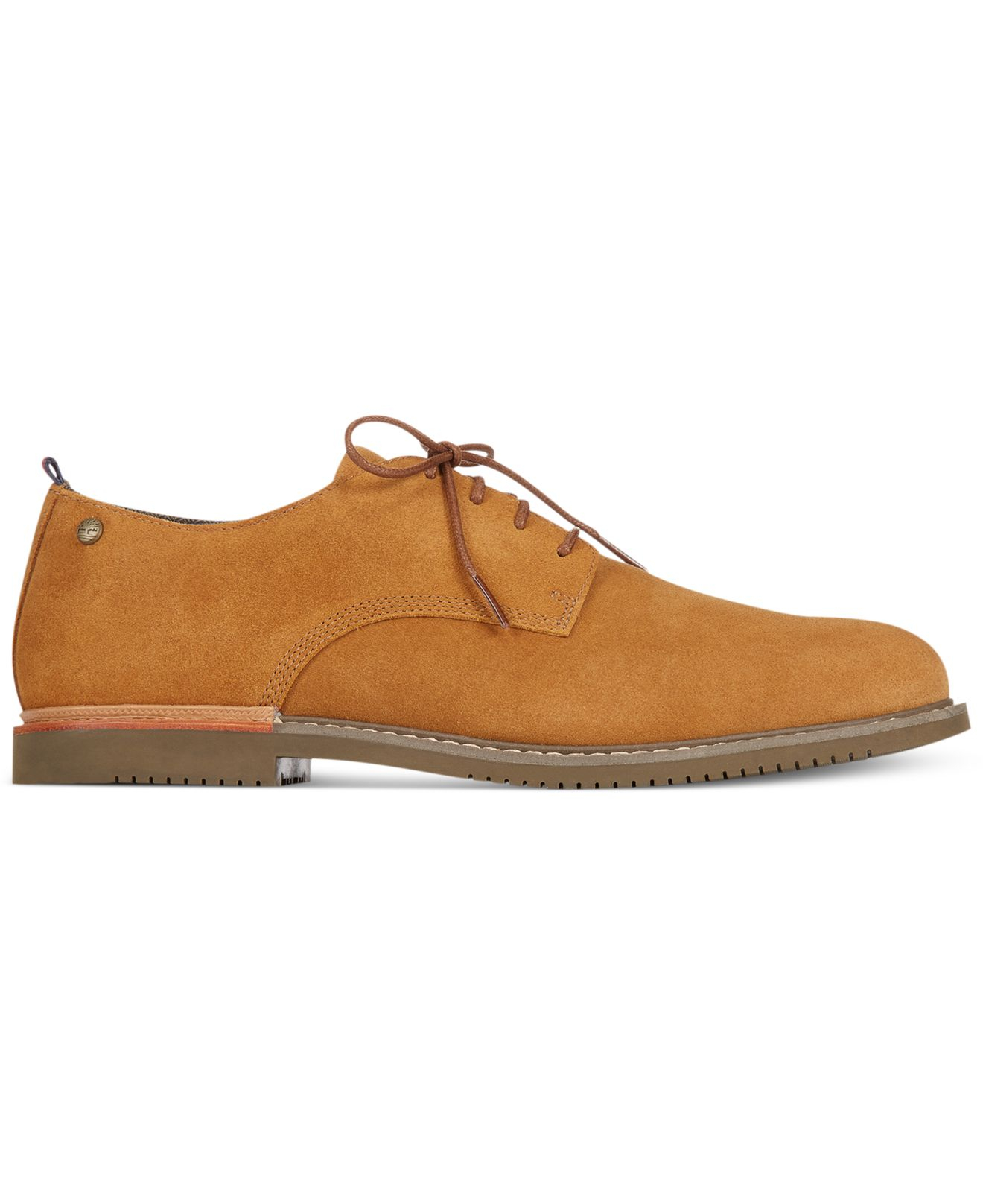 timberland earthkeepers stormbuck lite suede oxford shoes