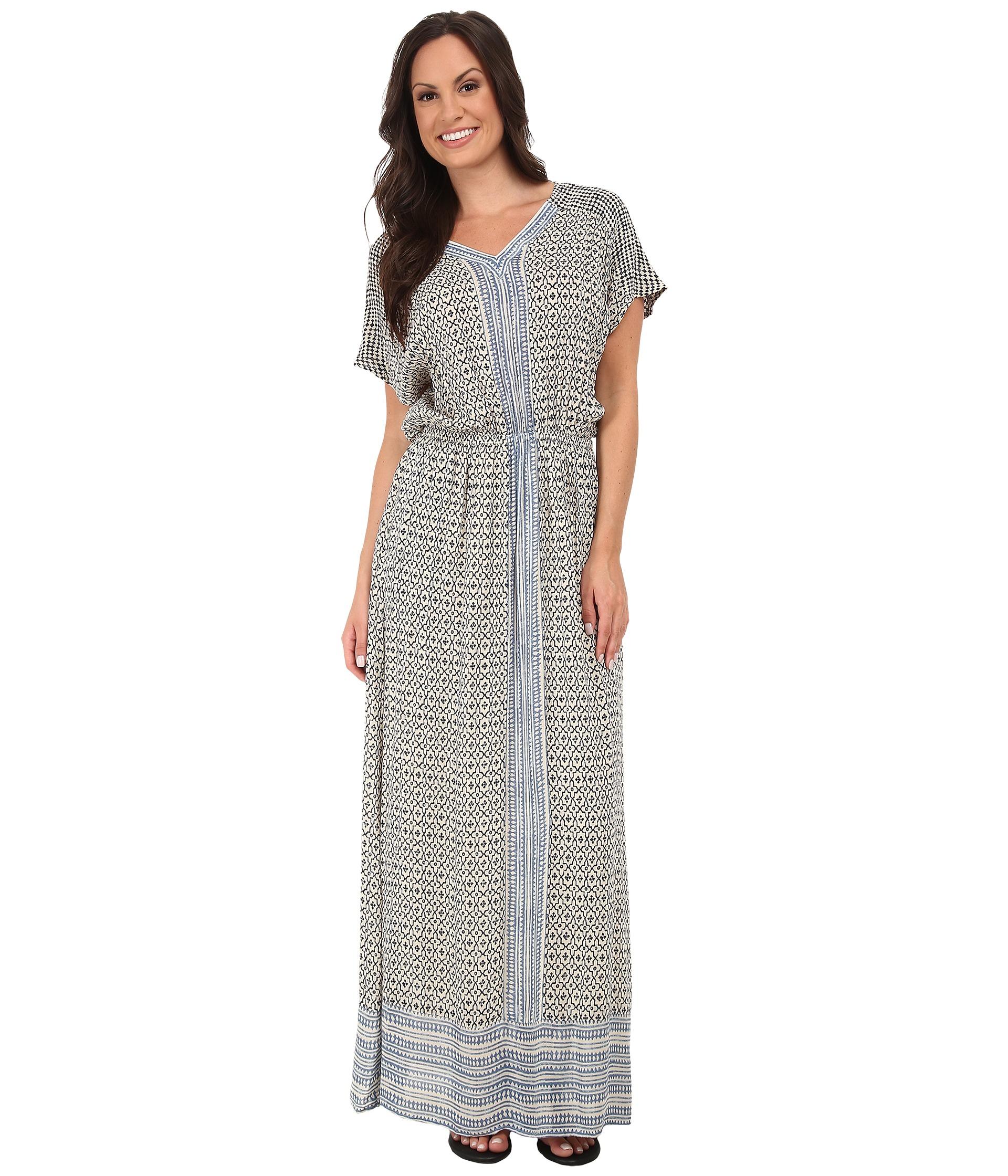 e229b46f400 Lucky Brand Tiered Maxi Dress - Data Dynamic AG