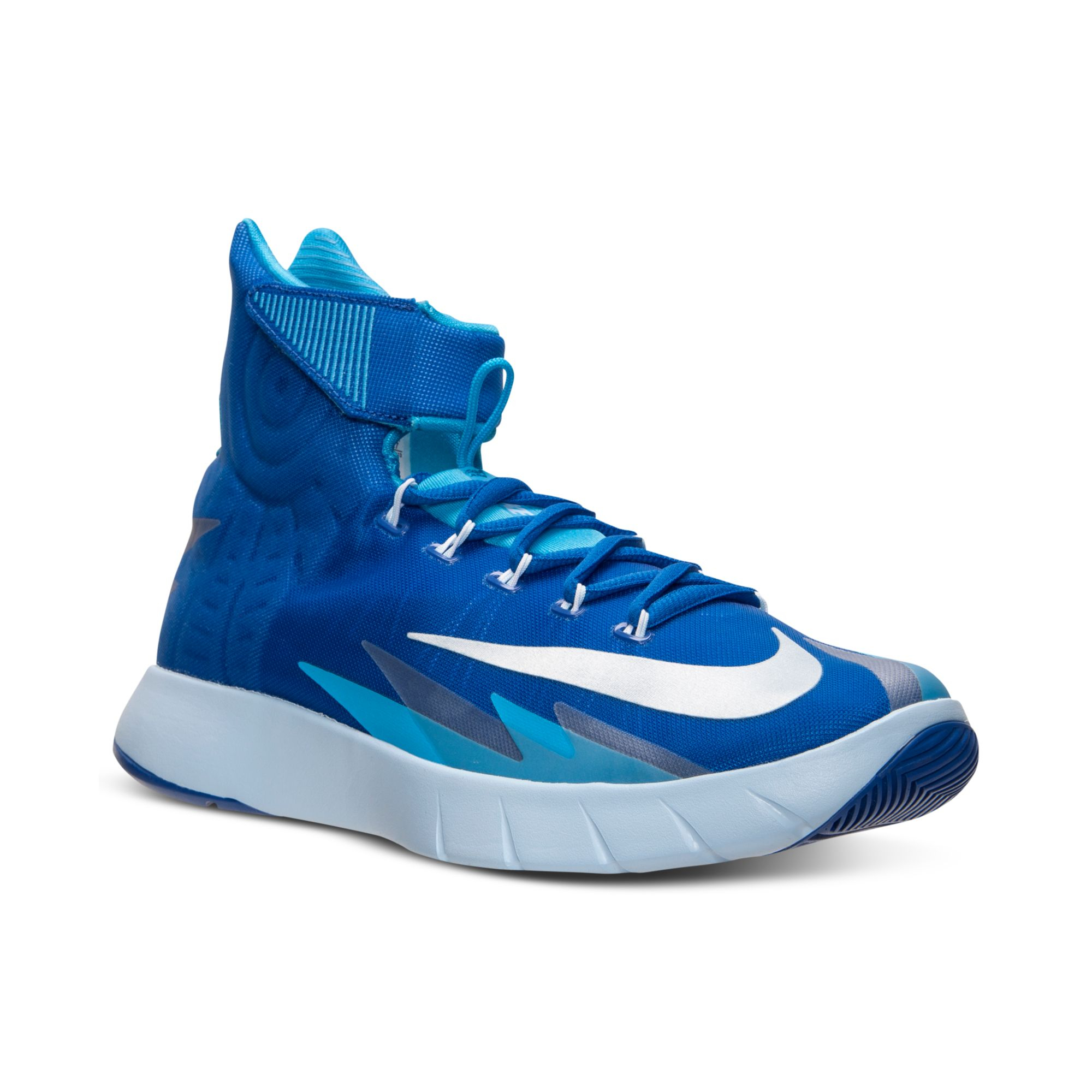 factory authentic 0713d a1be5 ... coupon code for lyst nike mens zoom hyperrev basketball sneakers from  finish line e2b16 642d2