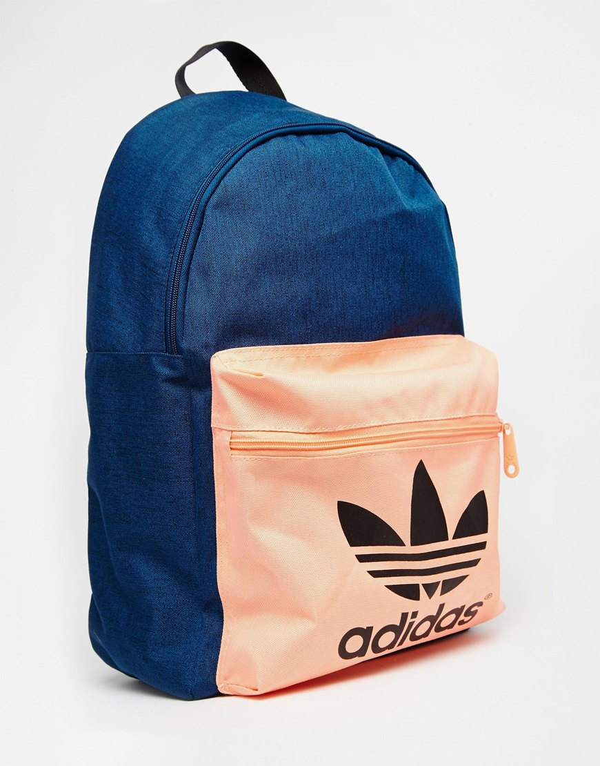 the gallery for gt adidas school bags blue