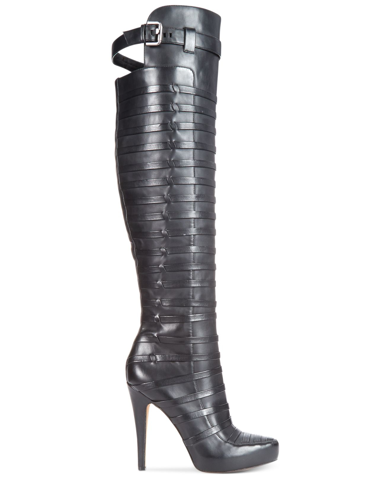 ee9cacaaa76304 Lyst - Circus by Sam Edelman Kallie Over-The-Knee Dress Boots in Black