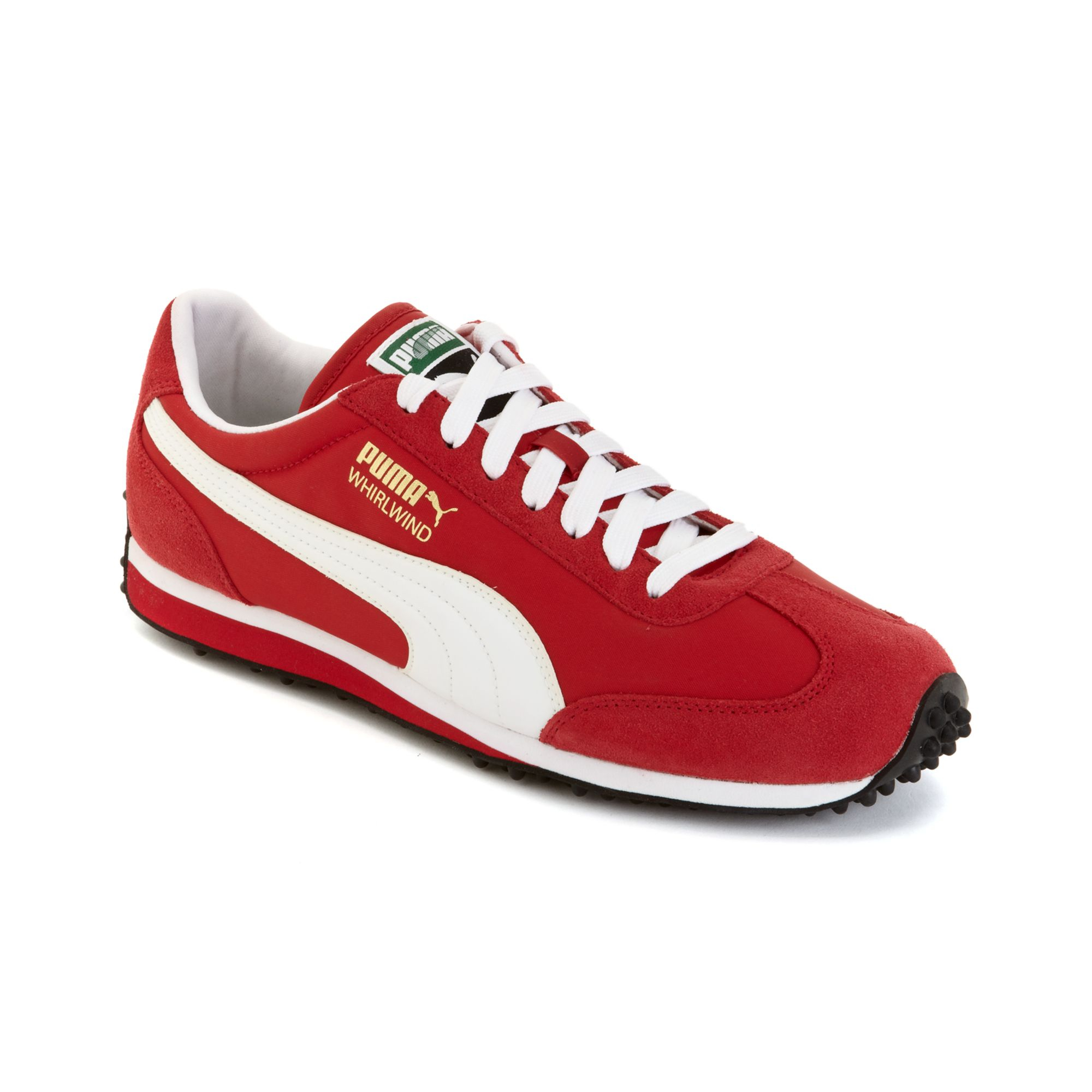 6ded5f2bc0f8bf Lyst - PUMA Whirlwind Classic Sneakers in Red for Men