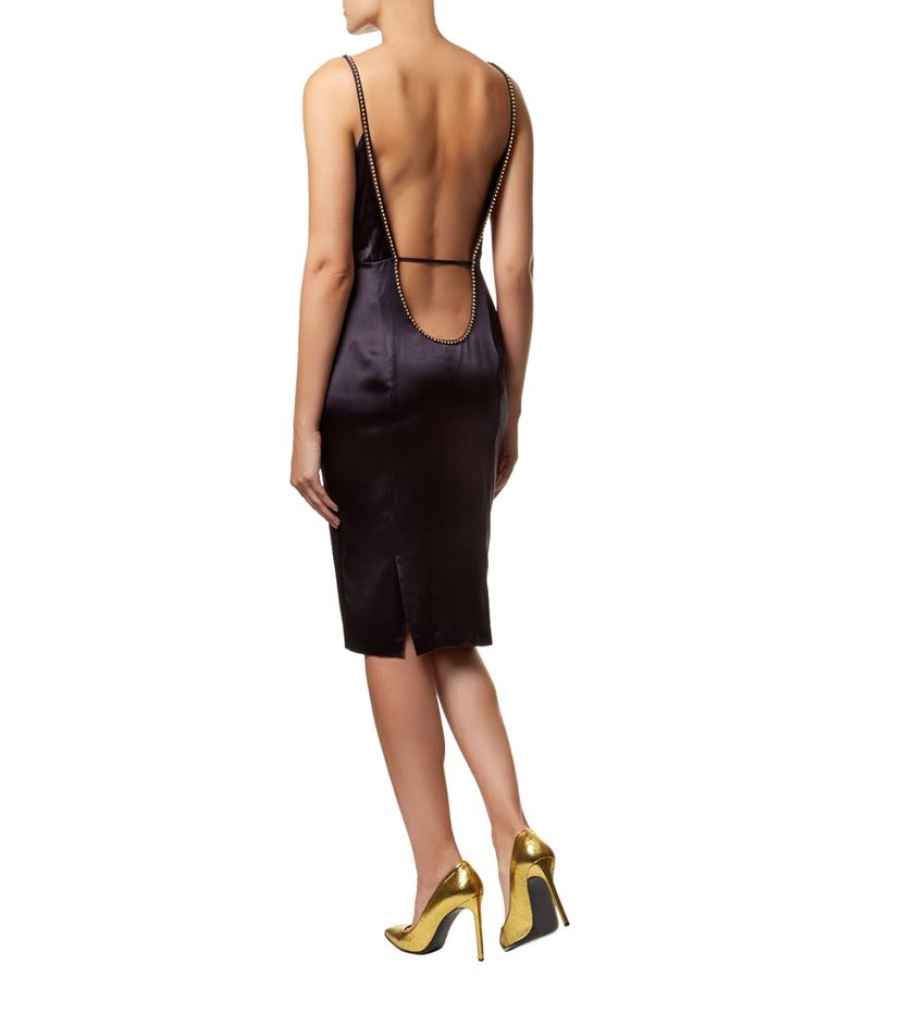 2bfc43cfb6 Agent Provocateur Mona Dress in Black - Lyst