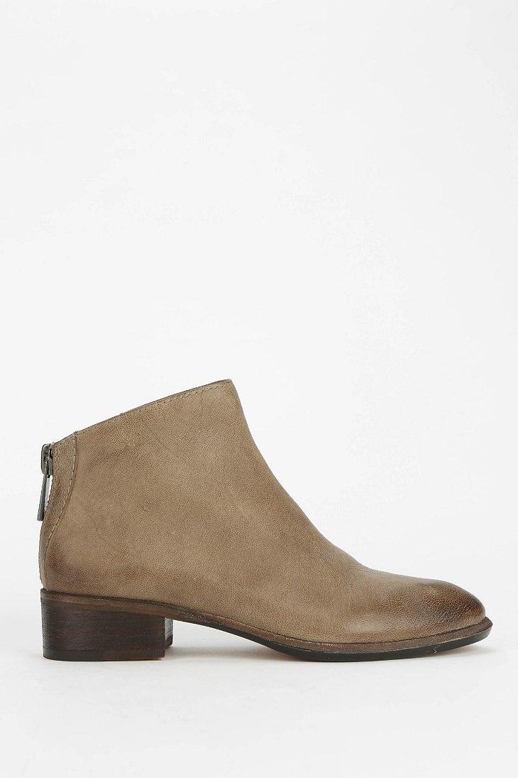 dolce vita mylene ankle boot in khaki lyst