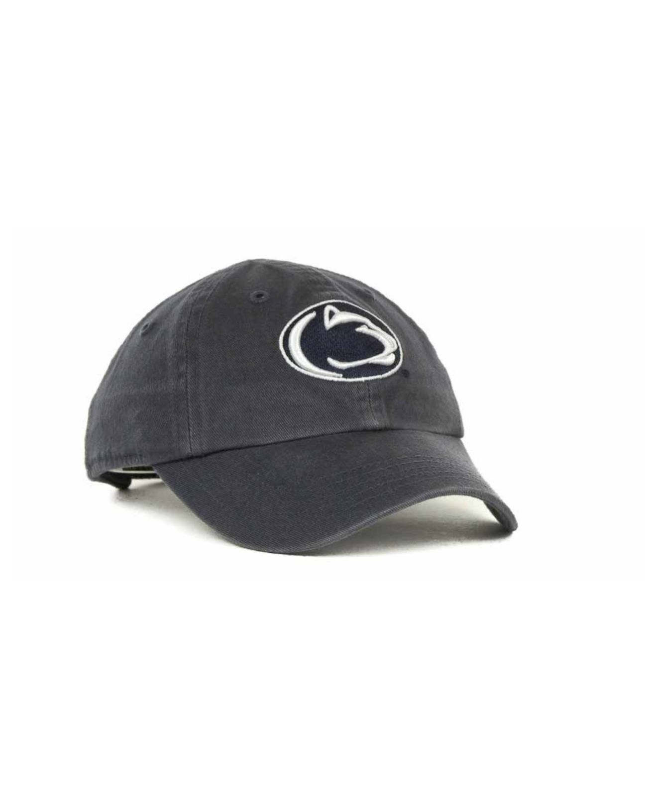 Lyst - 47 Brand Babies  Penn State Nittany Lions Clean Up Cap in ... 5b1b3f609cb7