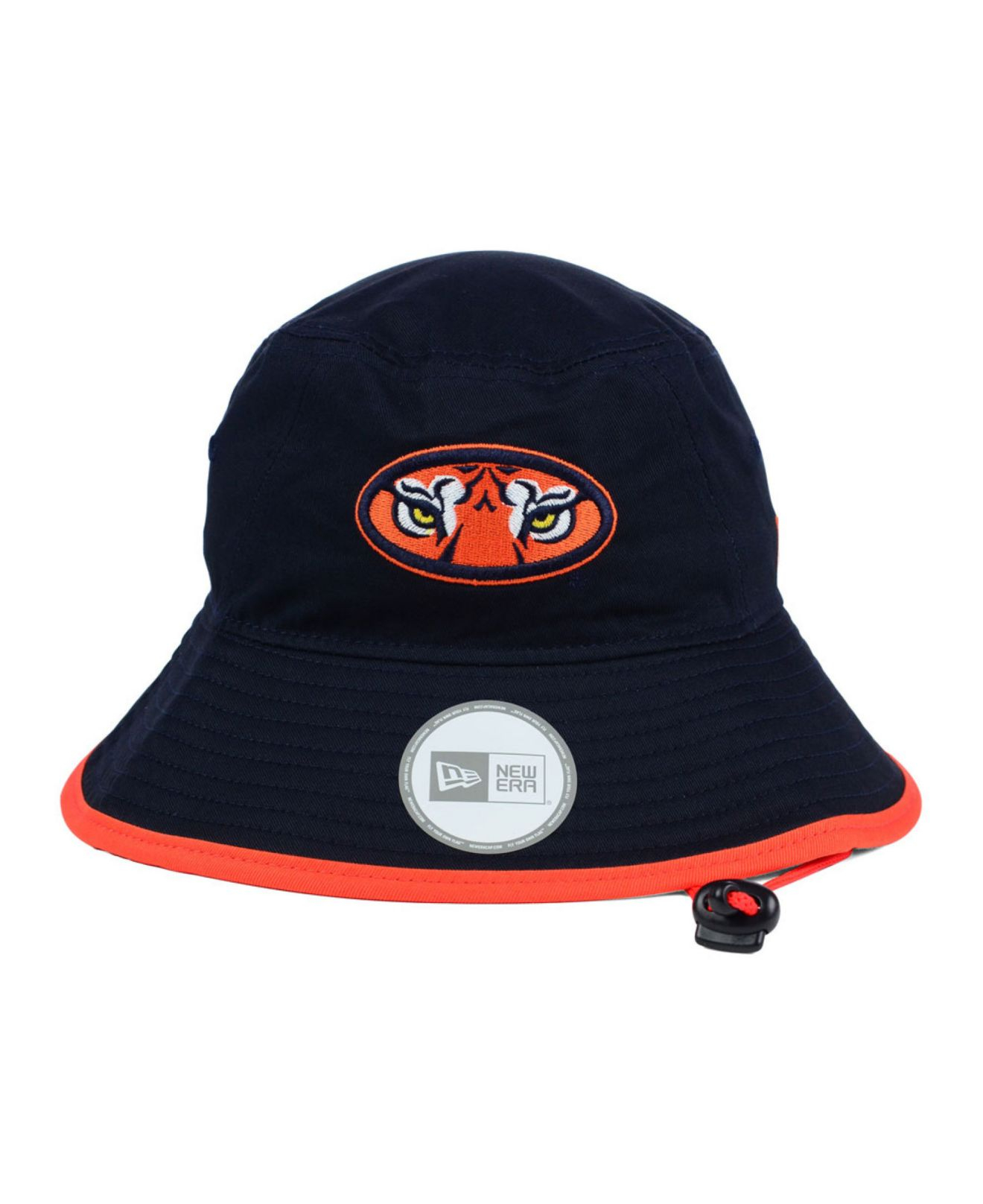 e8cbadbd21b ... canada lyst ktz auburn tigers tip bucket hat in blue for men e4773 05f1f