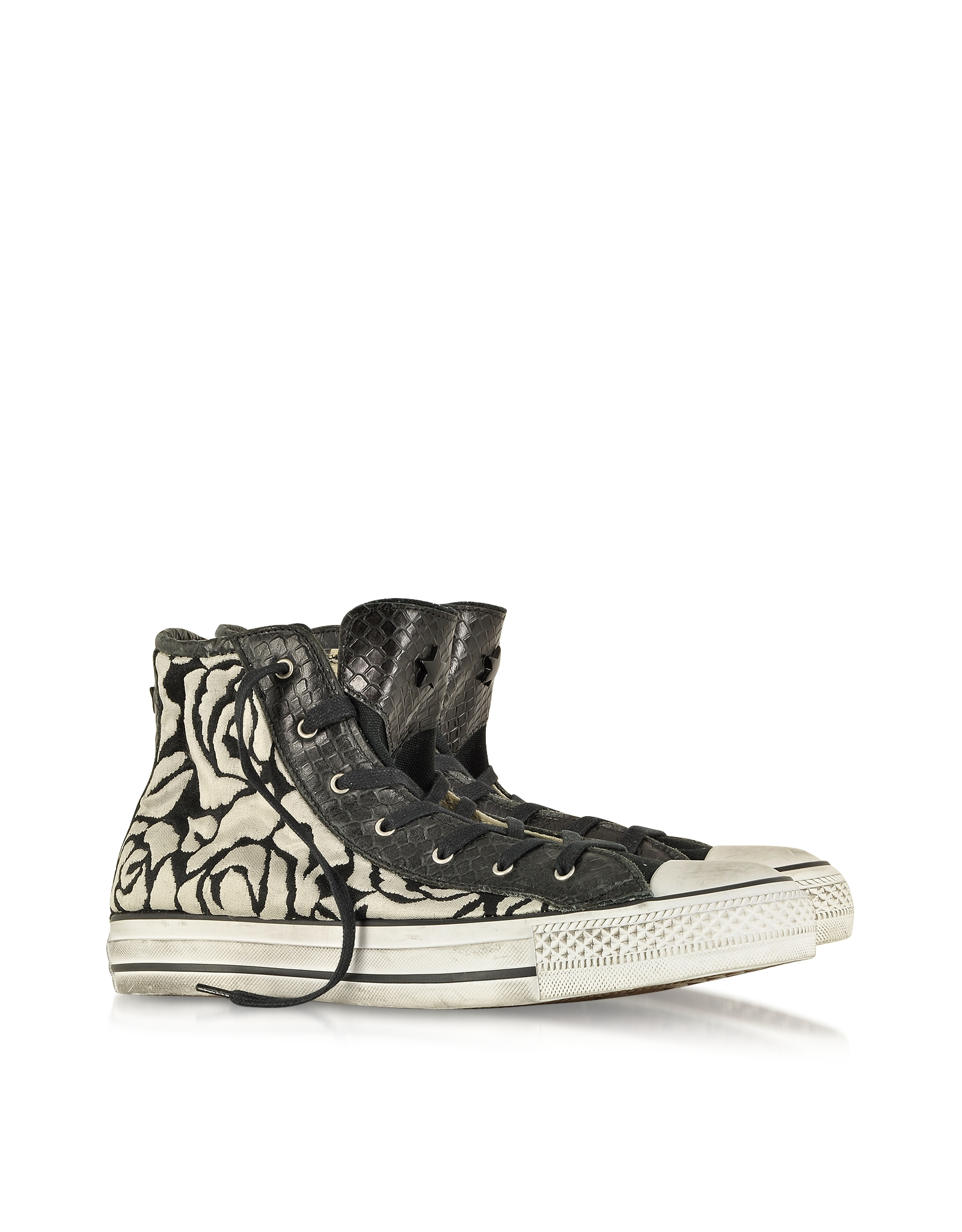 Roses Shoes Converse