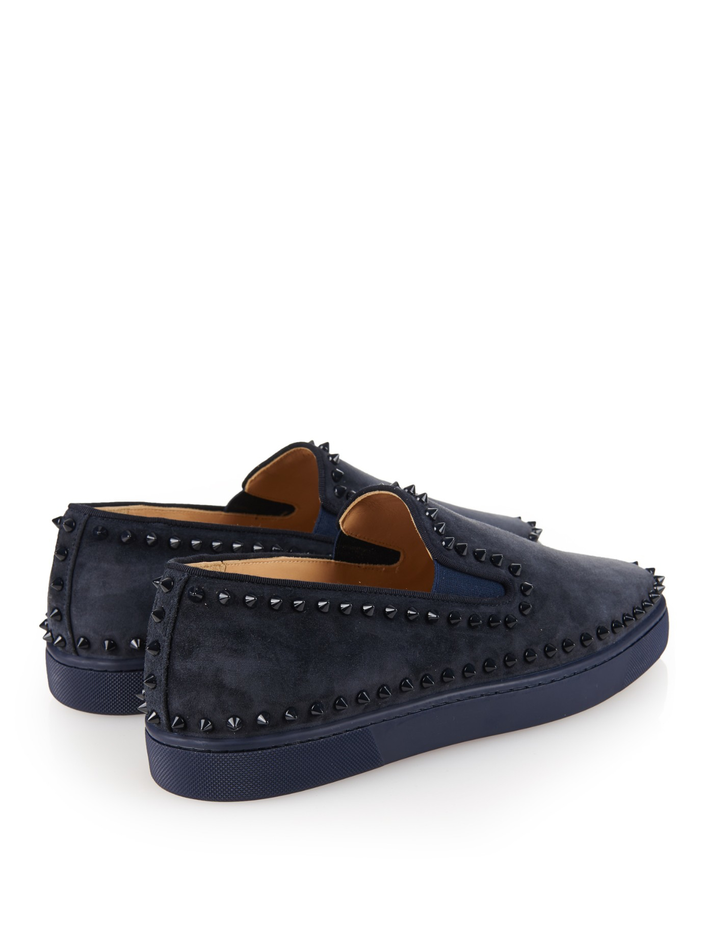 christian louboutin imitations - christian louboutin pik boat men\u0026#39;s flat | cosmetics digital ...