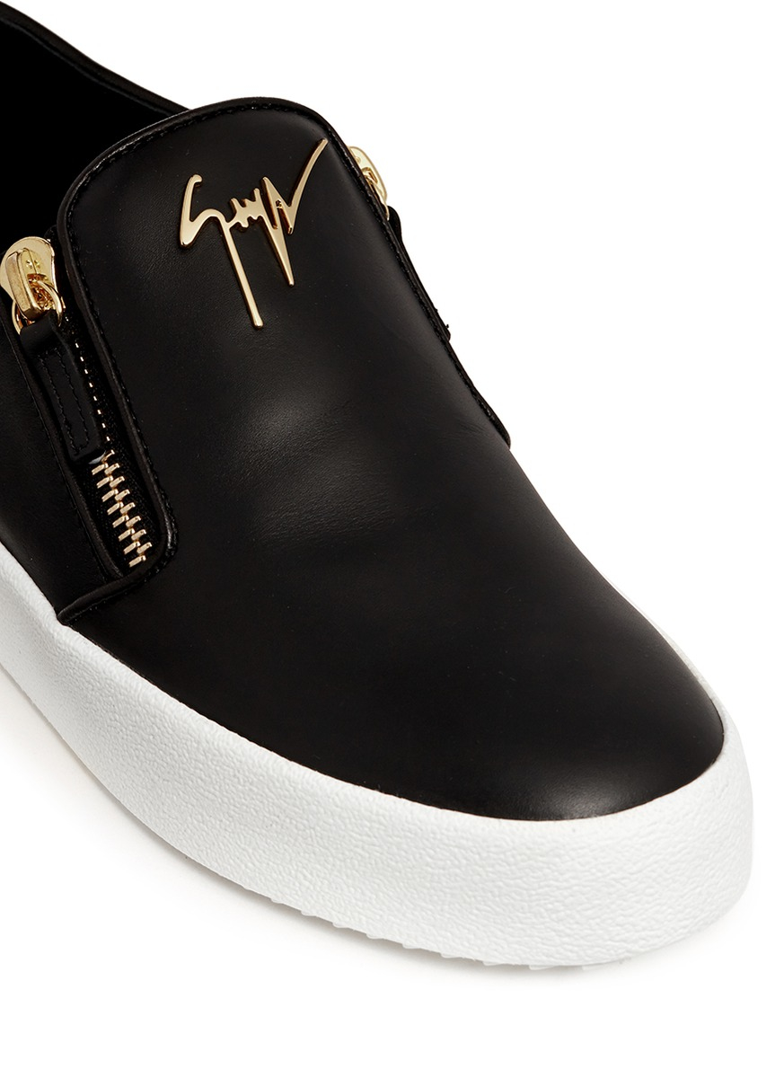 Giuseppe Zanotti Black May London Sneakers hQwMUlO9