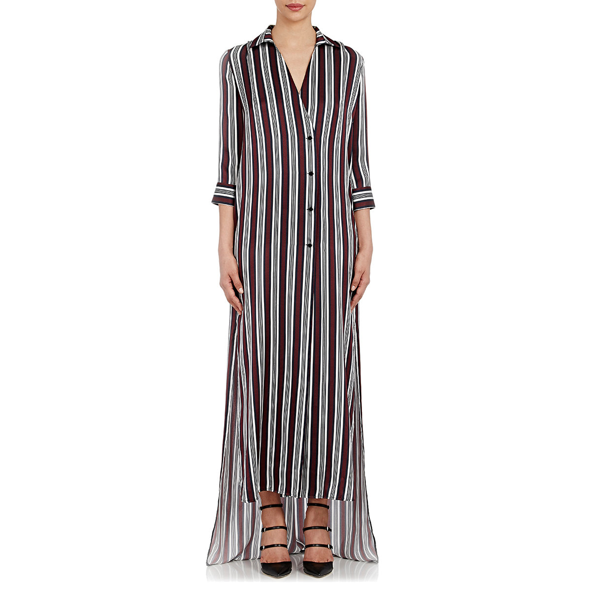Overture Stripe Shirtdress Hellessy iJC30yebPb