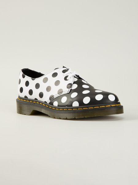black and white polka dot shoes memes