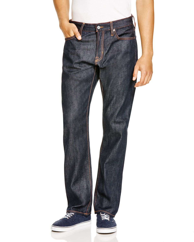 Jean shop Rocker Relaxed Fit Jeans In Dark Wash in Blue for Men | Lyst