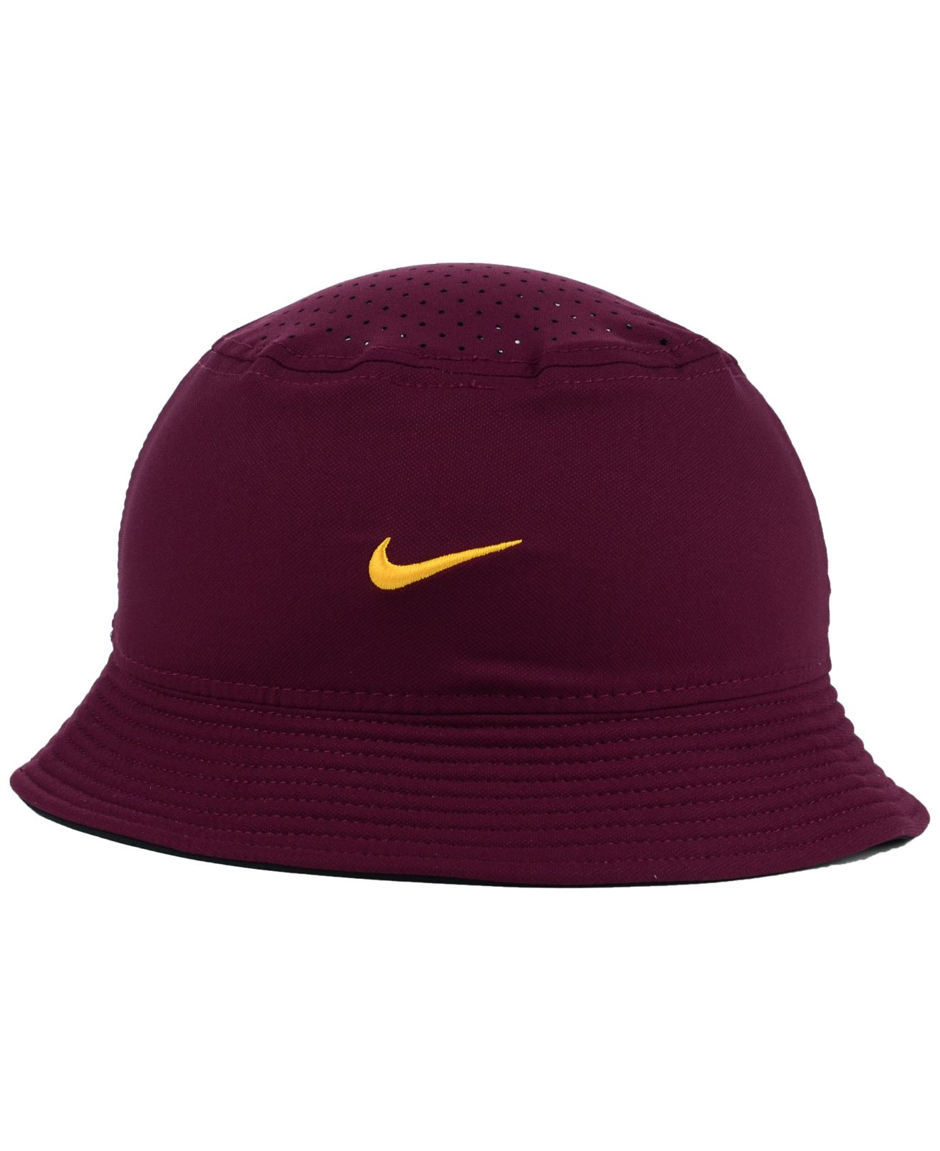 a8b01c1b978 ... where can i buy lyst nike arizona state sun devils vapor bucket hat in  purple for