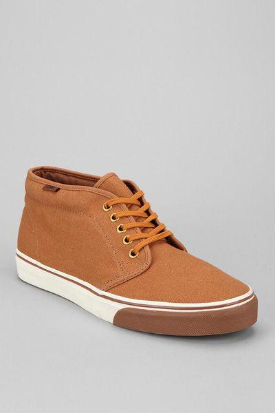 Vans Heavy Canvas Chukka Boot in Brown for Men (TAN) | Lyst