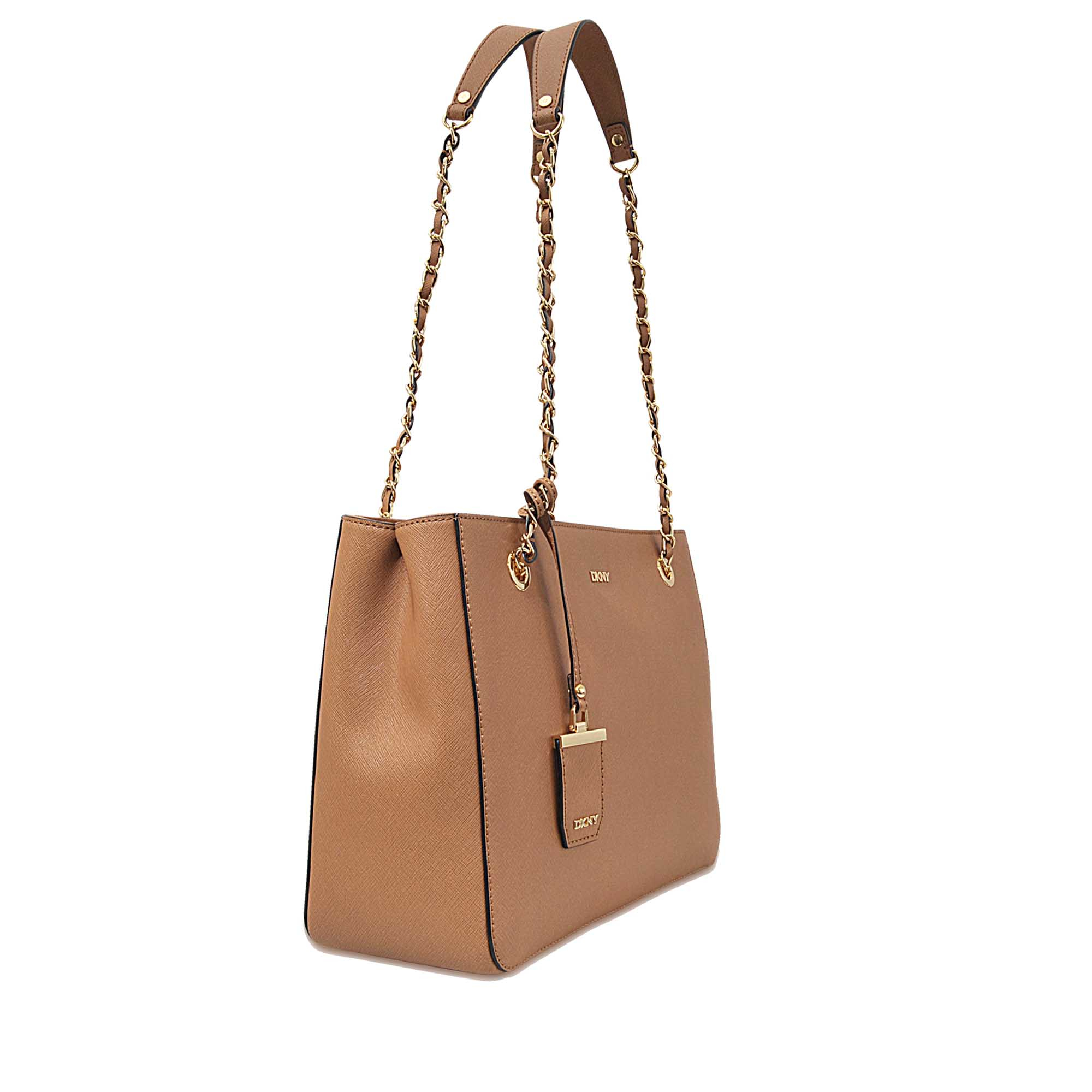a4aba2df24 DKNY Bryant Park Shopper Bag in Brown - Lyst