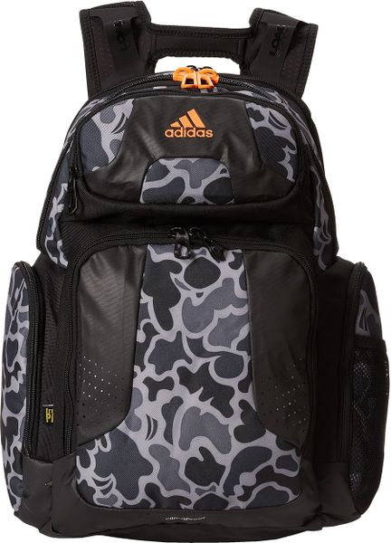 Adidas Climacool Strength Backpack In Multicolor Franch