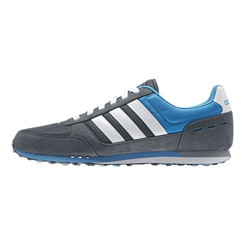 355cf20bdb ... clearance adidas neo city racer shoes in blue for men lyst cdcc0 a3bdf  ...