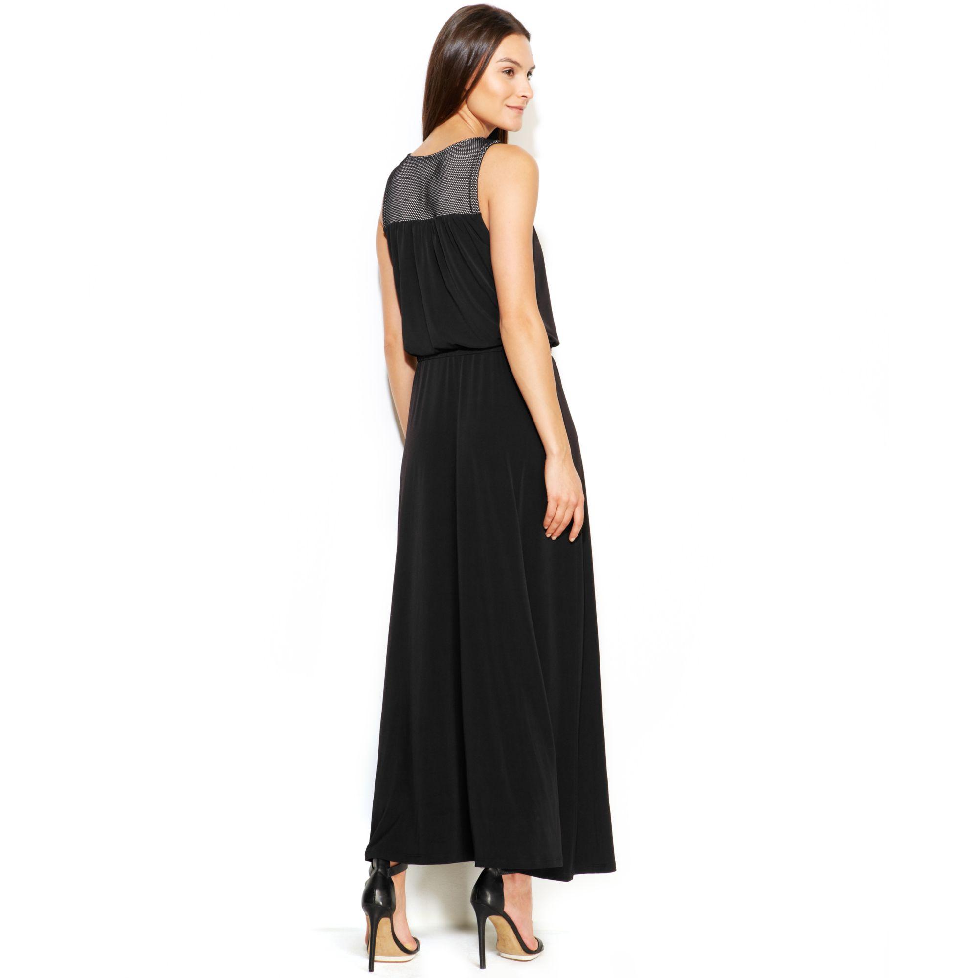 Calvin klein maxi dresses sale