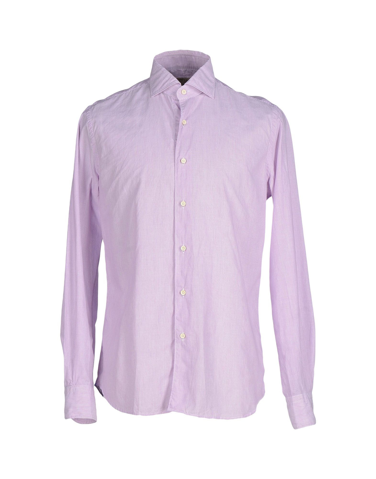 Xacus shirt in purple for men light purple save 60 lyst Light purple dress shirt men