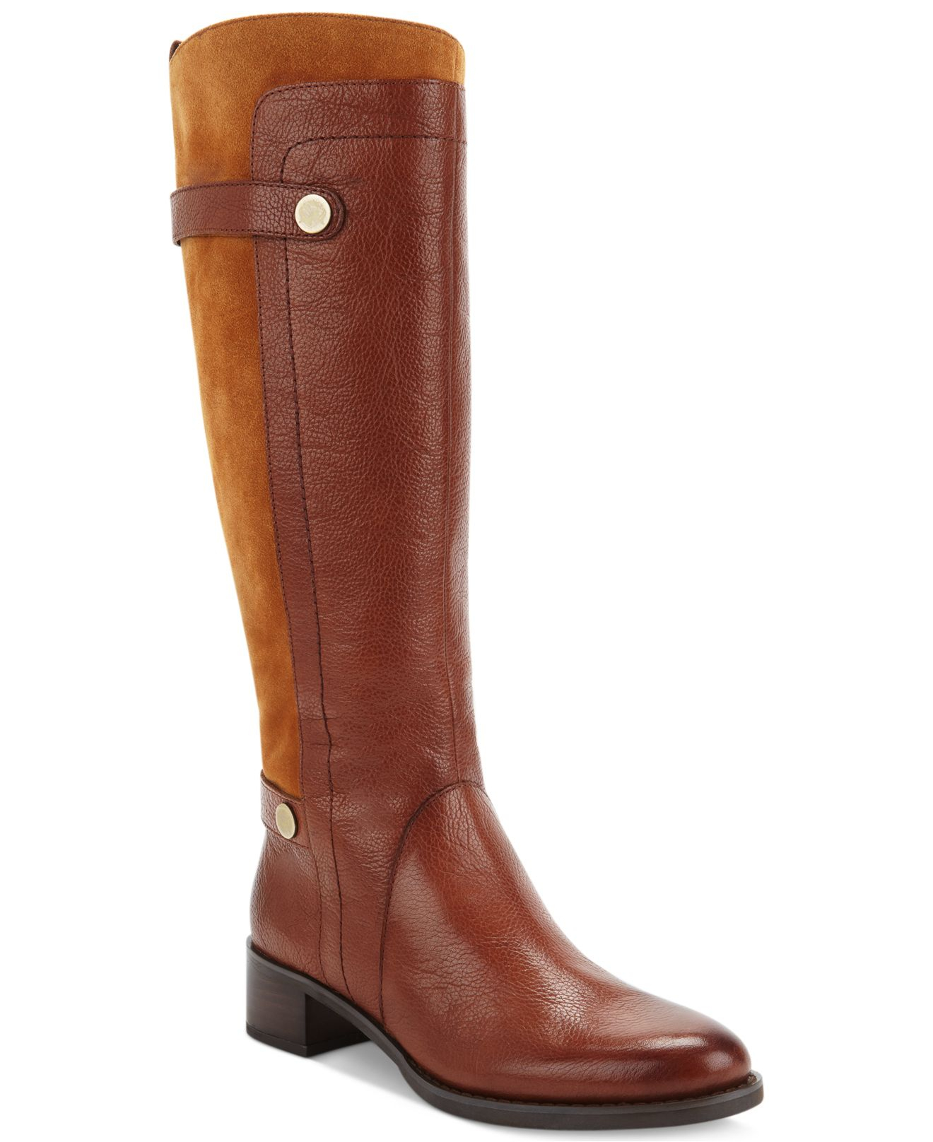 Franco sarto Cymbols Tall Boots in Brown