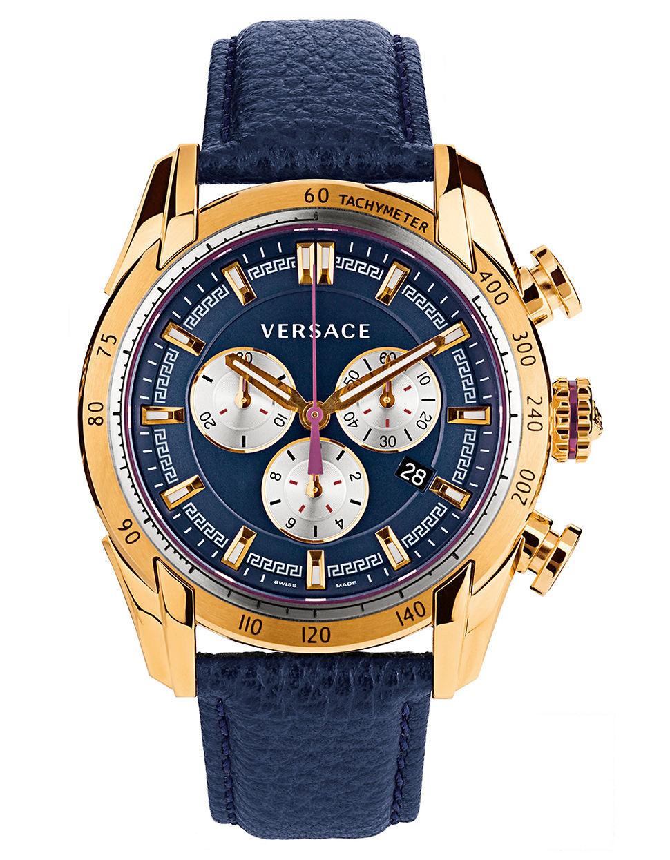 mens versace watches