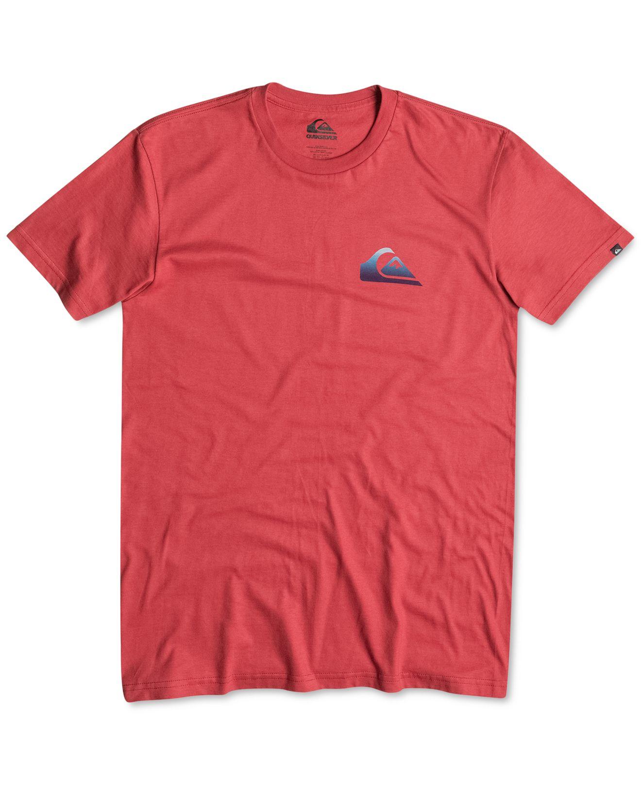 quicksilver tshirt