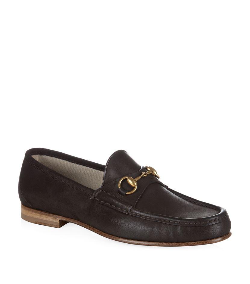 2f1f11f695d Gucci Suede Horsebit Loafers Mens - Ontario Active School Travel
