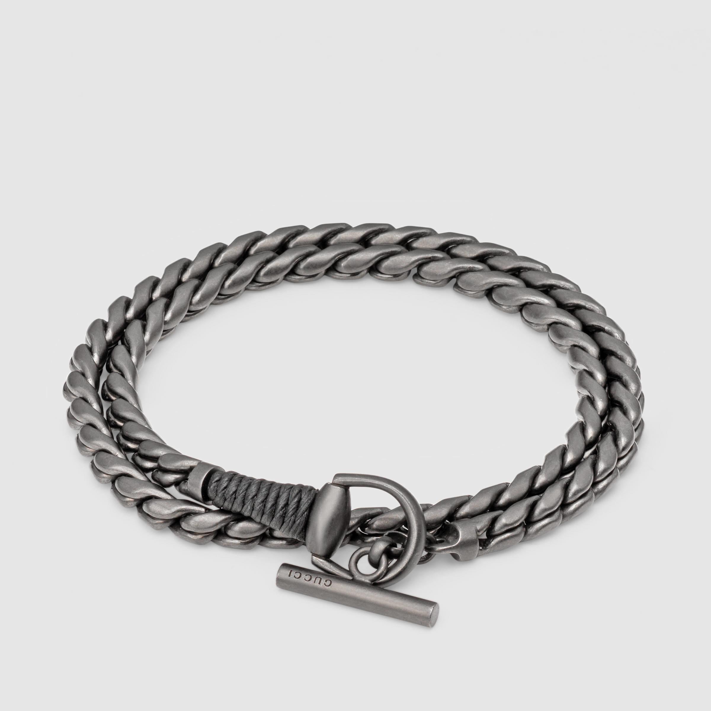 Gucci chain bracelet - Metallic FlsY3LK