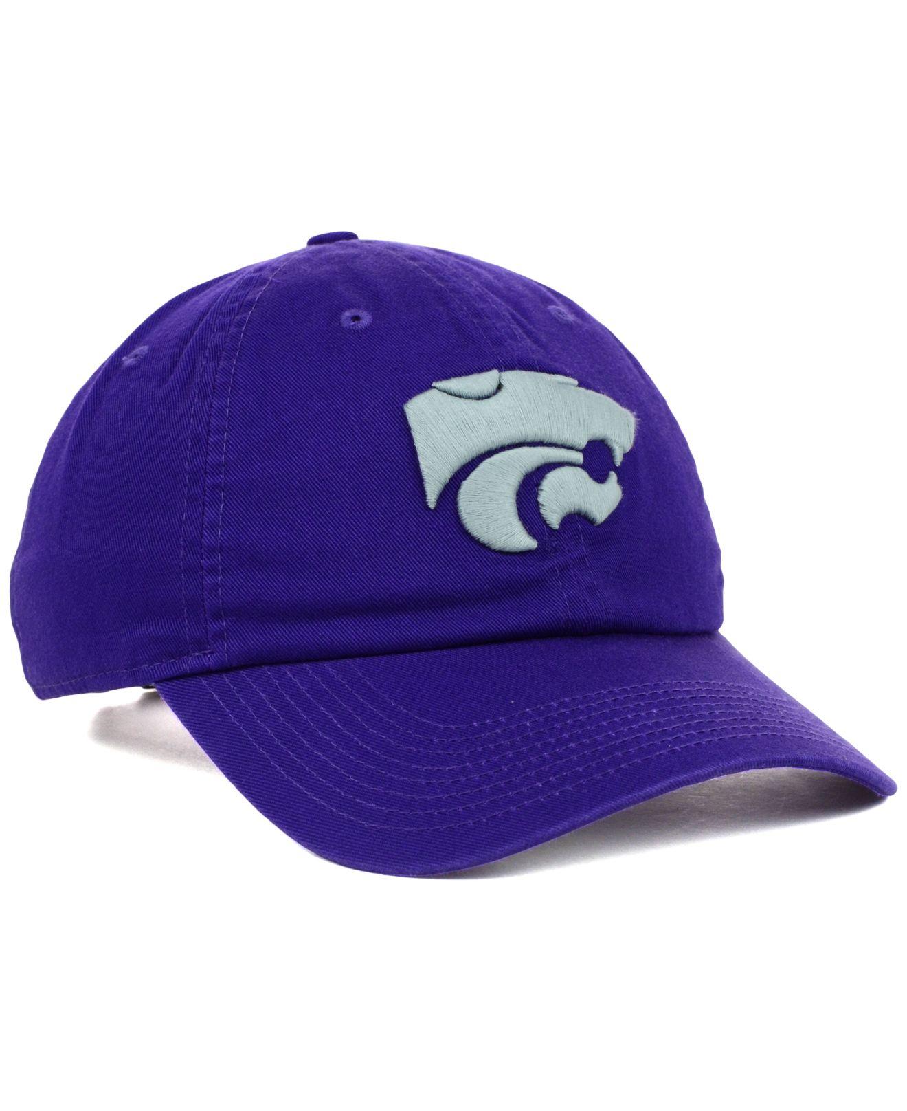 wholesale dealer ced54 b510d Lyst - Nike Kansas State Wildcats Ncaa Dri-fit Swooshflex Cap in ...