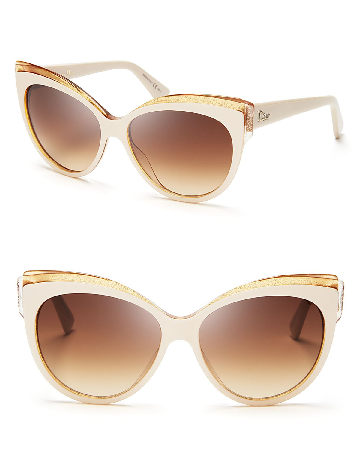 cd9421fc4c Gallery. Previously sold at  Bloomingdale s · Women s Cat Eye Sunglasses ...