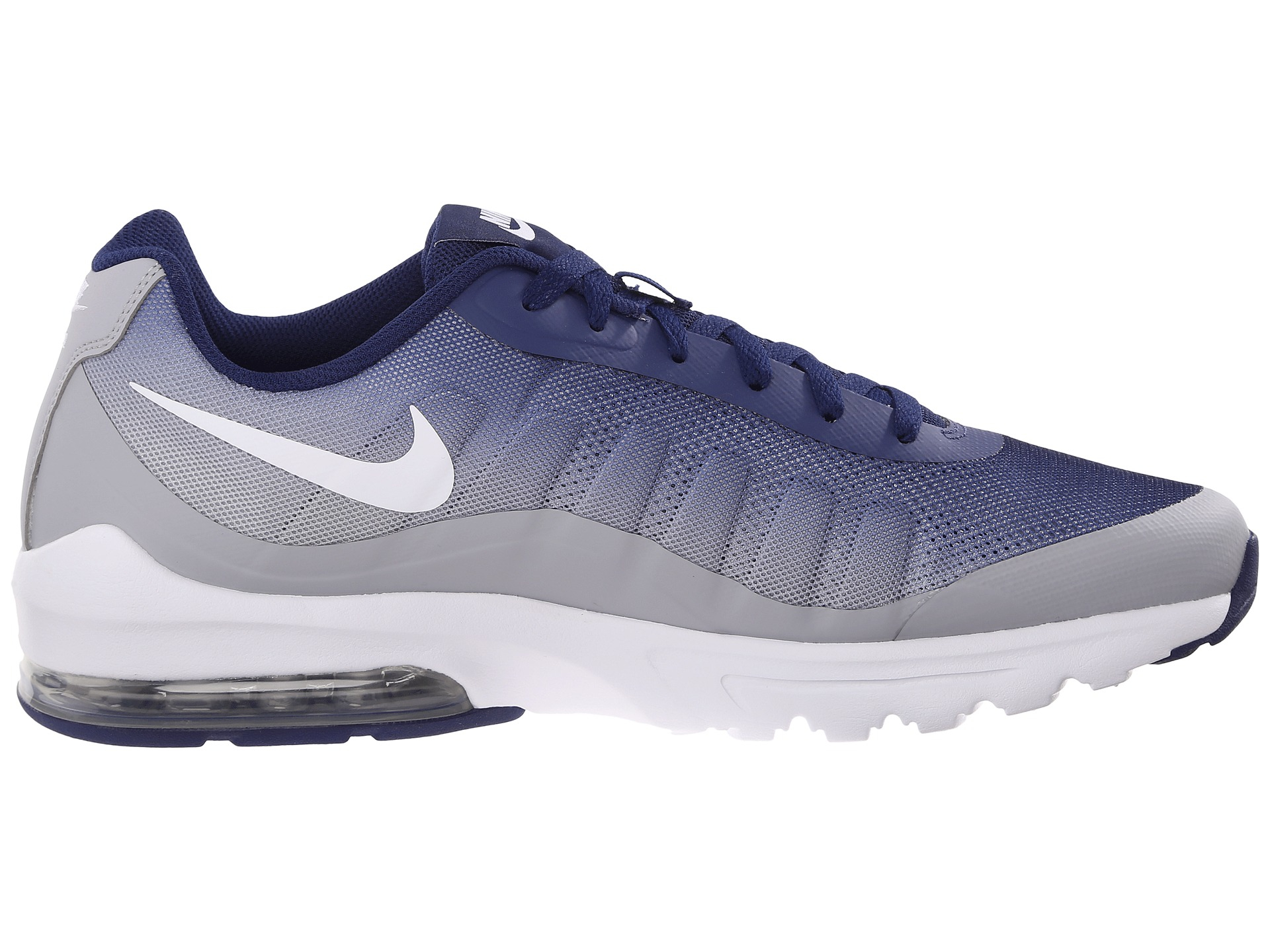 nike air max invigor in blue for men lyst. Black Bedroom Furniture Sets. Home Design Ideas