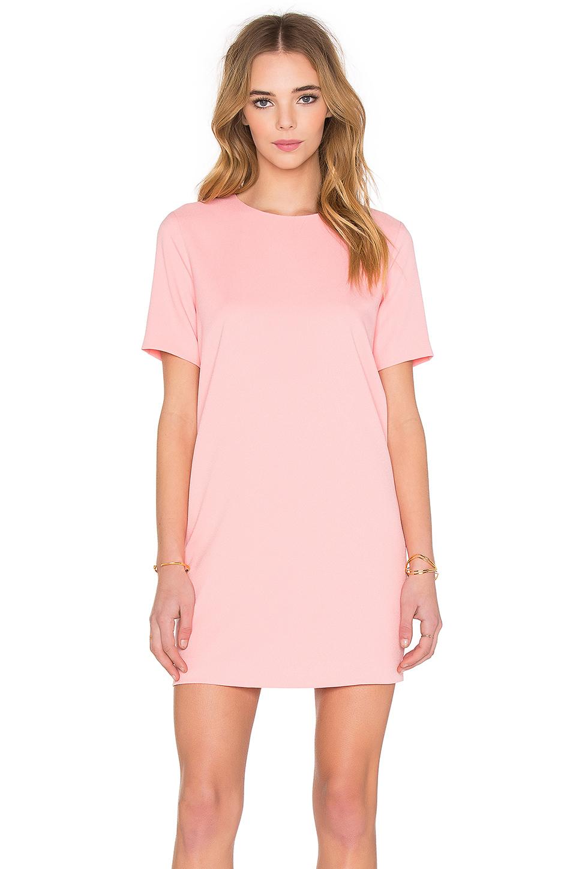 Lyst - Blaque Label Shift Dress In Pink