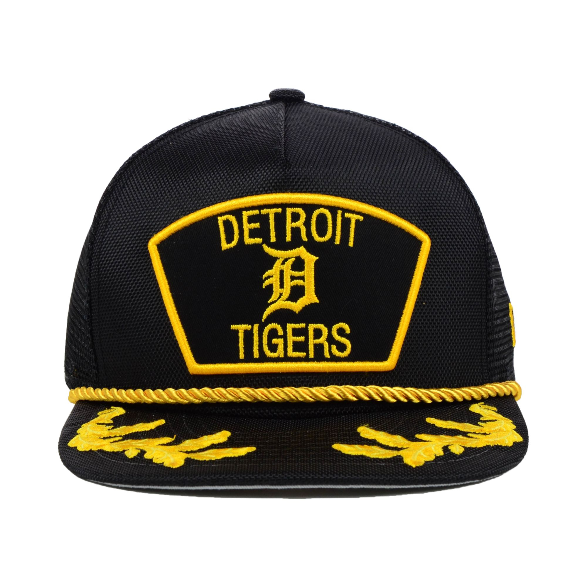 brand new c3641 a6b38 ... era mlb italian washed 9twenty cap b3c87 2d7f5  coupon code for lyst  ktz detroit tigers mlb 9fifty snapback cap in black for men 9ac41