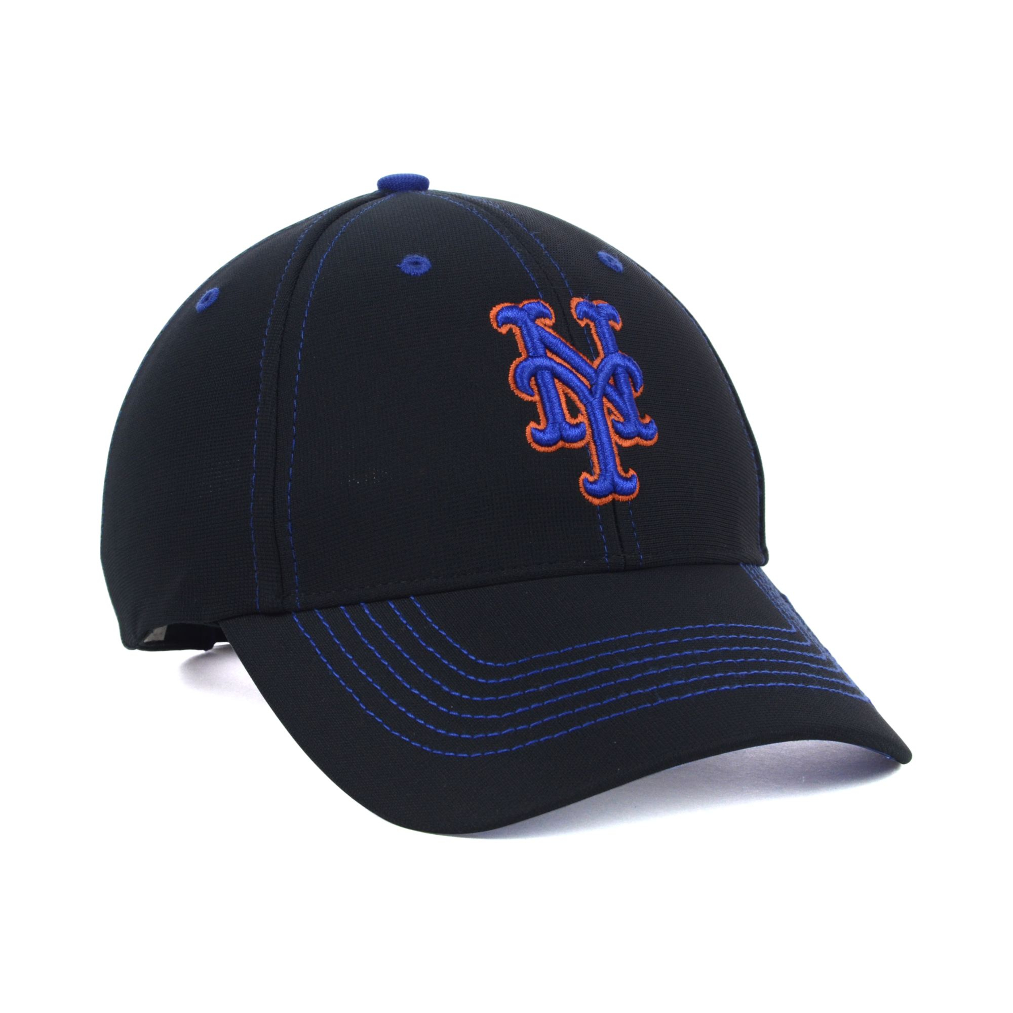 064c2e0d9bc794 uk france lyst 47 brand kids new york mets adjustable cap in black for men  26700