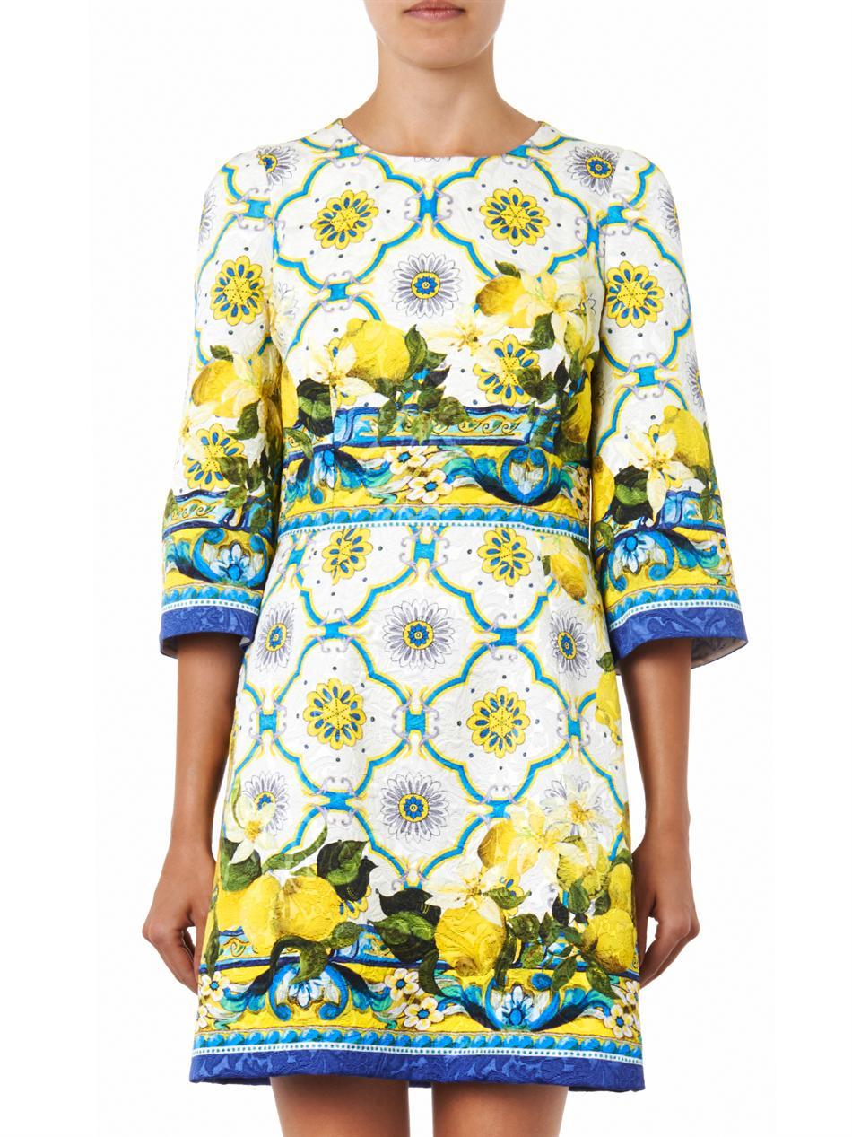 cd5c200b6f8 Dolce Gabbana Dresses On Lyst