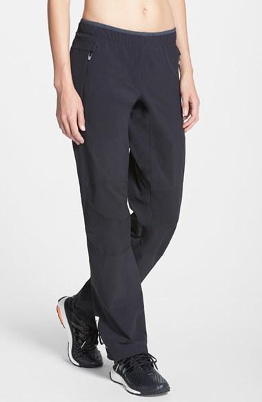 Adidas originals 'terrex' Water Repellent Pants in Black ...