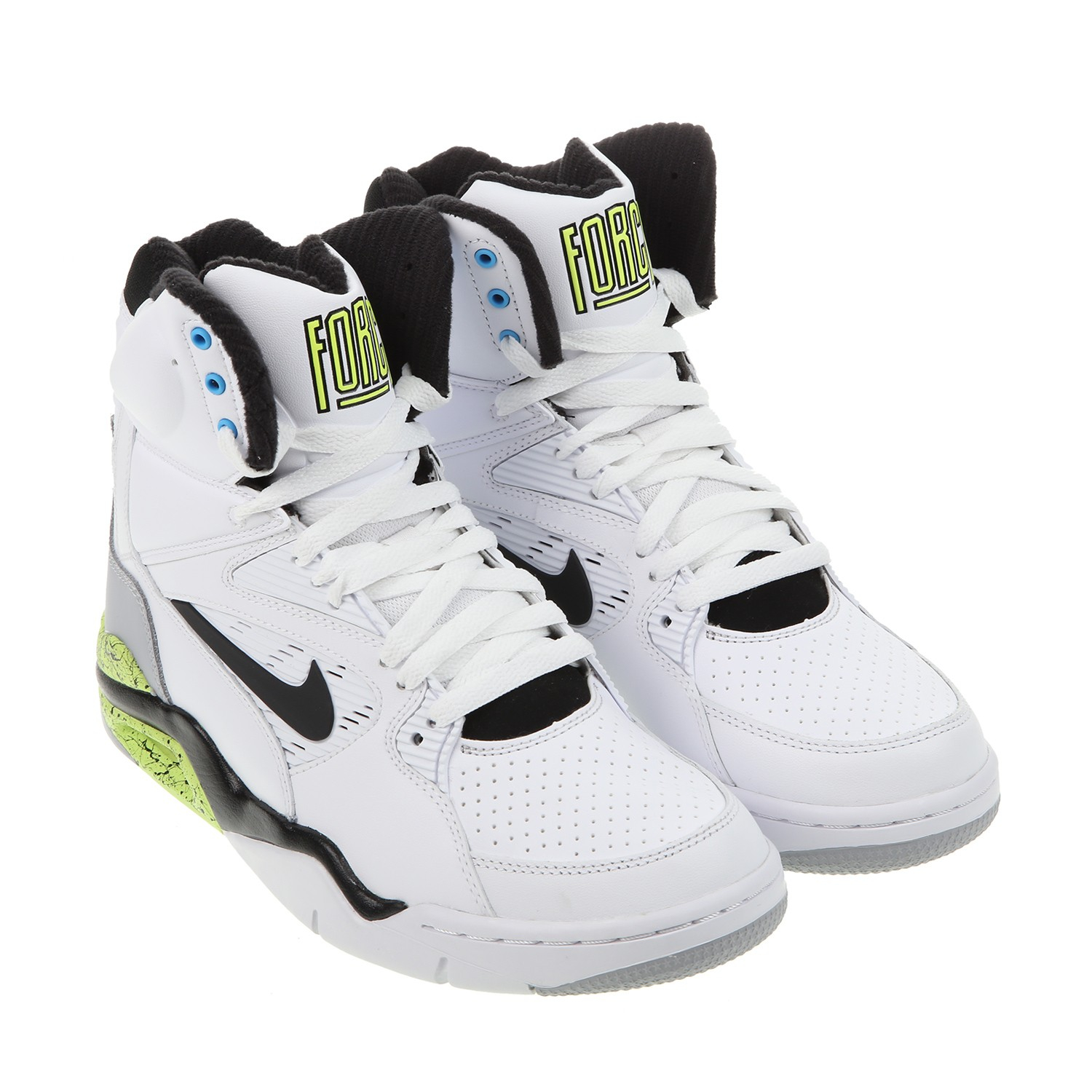 Nike Air Command Force Sneakers White Size 9 5 In White